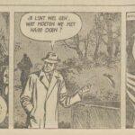 Paul Vlaanderen strip Het Q 40 mysterie 46