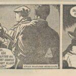 Paul Vlaanderen strip Het Q 40 mysterie 53