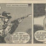 Paul Vlaanderen strip Het Q 40 mysterie 54