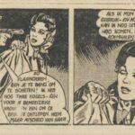 Paul Vlaanderen strip Het Q 40 mysterie 55