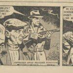 Paul Vlaanderen strip Het Q 40 mysterie 56