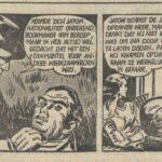 Paul Vlaanderen strip Het Q 40 mysterie 58 Einde