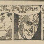 Paul Vlaanderen strip Het gouden masker 03