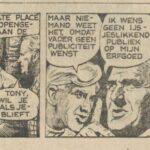 Paul Vlaanderen strip Het gouden masker 06