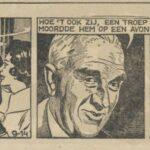 Paul Vlaanderen strip Het gouden masker 09