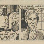 Paul Vlaanderen strip Het gouden masker 11