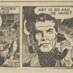 Paul Vlaanderen strip Het gouden masker 12