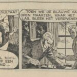 Paul Vlaanderen strip Het gouden masker 14