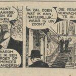 Paul Vlaanderen strip Het gouden masker 16
