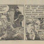 Paul Vlaanderen strip Het gouden masker 17