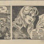 Paul Vlaanderen strip Het gouden masker 19