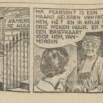 Paul Vlaanderen strip Het gouden masker 20