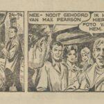 Paul Vlaanderen strip Het gouden masker 24