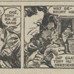 Paul Vlaanderen strip Het gouden masker 28
