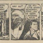 Paul Vlaanderen strip Het gouden masker 29