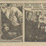Paul Vlaanderen strip Het gouden masker 30