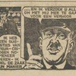Paul Vlaanderen strip Het gouden masker 31