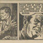 Paul Vlaanderen strip Het gouden masker 32