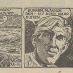 Paul Vlaanderen strip Het gouden masker 35