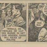 Paul Vlaanderen strip Het gouden masker 39