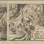 Paul Vlaanderen strip Het gouden masker 40