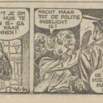 Paul Vlaanderen strip Het gouden masker 41