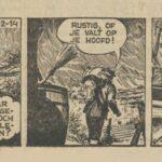 Paul Vlaanderen strip Het gouden masker 42