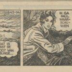 Paul Vlaanderen strip Het gouden masker 43