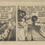 Paul Vlaanderen strip Het gouden masker 47