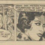 Paul Vlaanderen strip Het gouden masker 48