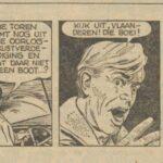 Paul Vlaanderen strip Het gouden masker 49