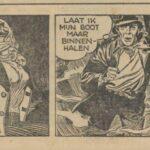 Paul Vlaanderen strip Het gouden masker 50