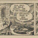 Paul Vlaanderen strip Het gouden masker 52