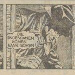 Paul Vlaanderen strip Het gouden masker 53