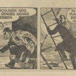 Paul Vlaanderen strip Het gouden masker 56