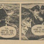 Paul Vlaanderen strip Het gouden masker 62