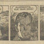 Paul Vlaanderen strip Het gouden masker 64
