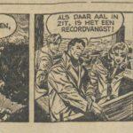 Paul Vlaanderen strip Het gouden masker 66