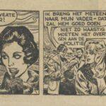 Paul Vlaanderen strip Het gouden masker 67