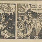 Paul Vlaanderen strip Het gouden masker 68
