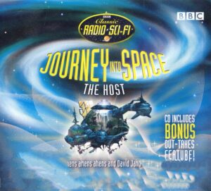 Journey into Space 6 cover
