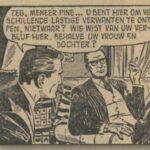 Paul Vlaanderen strip De Close up affaire 11