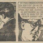 Paul Vlaanderen strip De Close up affaire 12