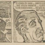 Paul Vlaanderen strip De Close up affaire 16