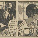 Paul Vlaanderen strip De Close up affaire 22