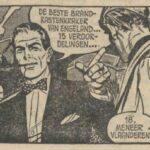 Paul Vlaanderen strip De Close up affaire 34