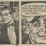 Paul Vlaanderen strip De Close up affaire 36