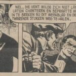 Paul Vlaanderen strip De Close up affaire 37