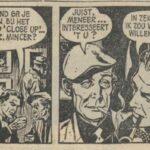 Paul Vlaanderen strip De Close up affaire 40