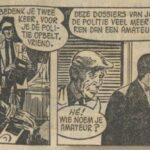 Paul Vlaanderen strip De Close up affaire 48